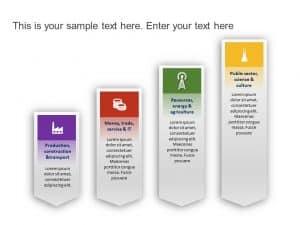 4 Steps Business Vertical