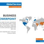 Business PowerPoint Background Template