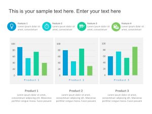 Product Comparison Graphs