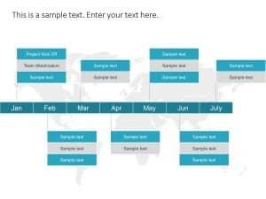 Project Tasks Roadmap Template