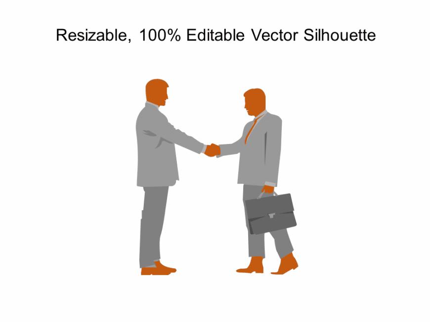 Partnership Silhouette