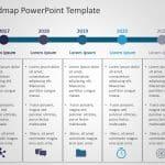 Business Roadmap PowerPoint Template 23