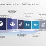 Filmstrip Roadmap Template