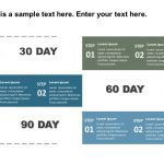 30 60 90 Day Plan Powerpoint Template 15