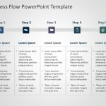 Business Process PowerPoint Template 9