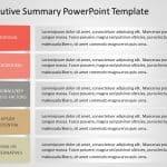 Executive Summary PowerPoint Template 14