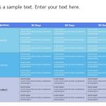 30 60 90 Day Plan Powerpoint Template 26