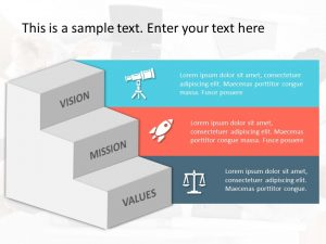 Mission Vision PowerPoint Template 4