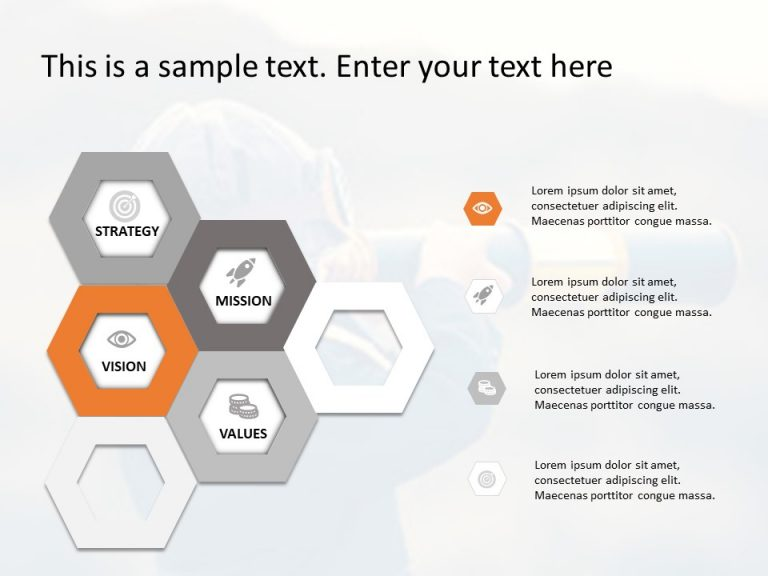 Mission Vision PowerPoint Template 16