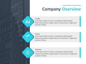 Company Overview PowerPoint Template 2