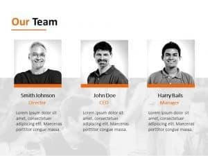Team PowerPoint Template 20