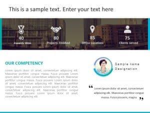 Company Achievements PowerPoint Template