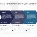 Project Highlights and Timeline PowerPoint 1