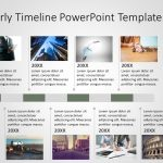 Timeline PowerPoint Template 25