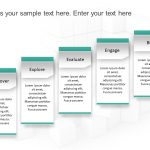 Buyer's Journey Steps PowerPoint Template