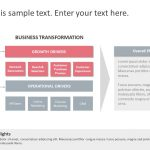 Business Transformation Strategy
