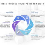 Business Process PowerPoint Template 1