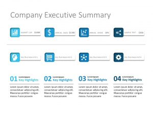 Executive Summary PowerPoint Template 26