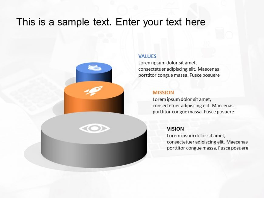 Free Mission Vision PowerPoint Template 10