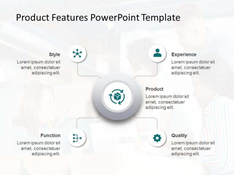 Product Features PowerPoint Template 9