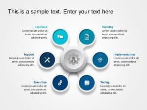 Fidget Design Powerpoint Template