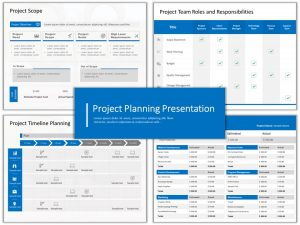 Project Planning Presentation
