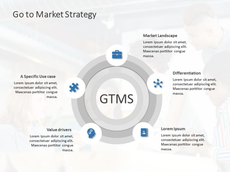 Go to market PowerPoint Template 1