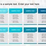 Box List PowerPoint Template 13