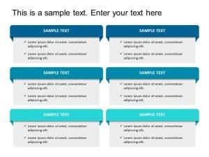 Box List PowerPoint Template 8