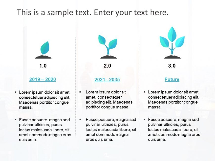 Strategy Growth Drivers PowerPoint