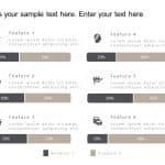 Product Comparison PowerPoint Features