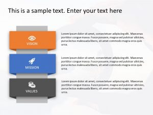 Mission Vision PowerPoint Template 9