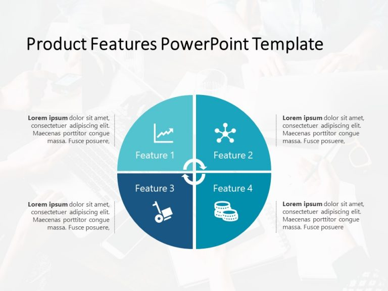 Product Features PowerPoint Template 6