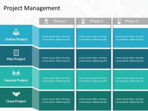 Project Management Powerpoint Template 2