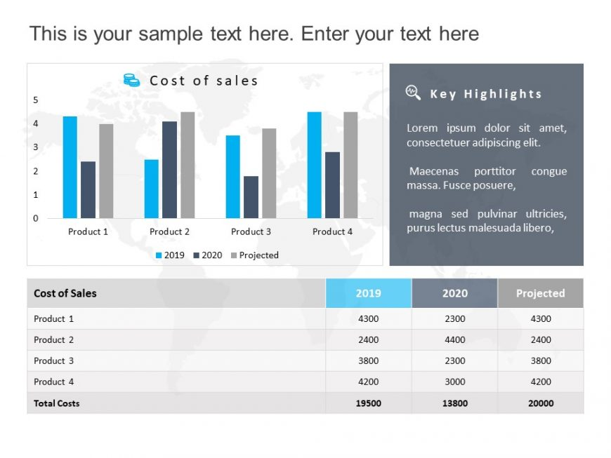 Cost Analysis PowerPoint Template