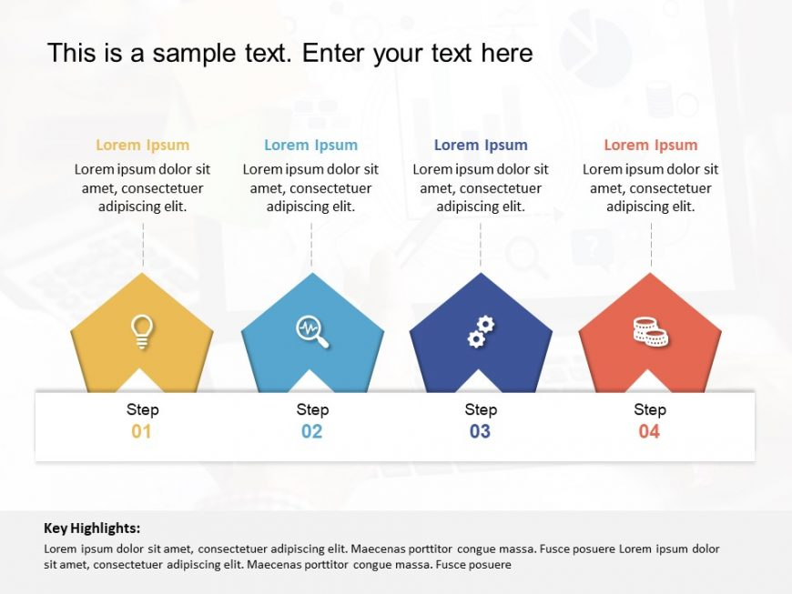 Process Overview Powerpoint Template