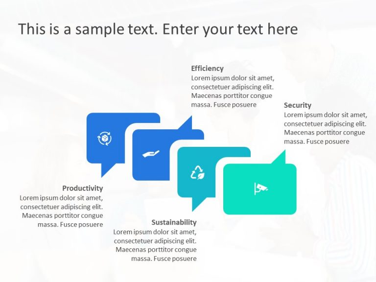 Key Features PowerPoint Template 3