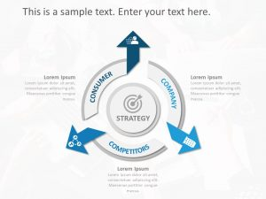 3 Steps PowerPoint Template 13