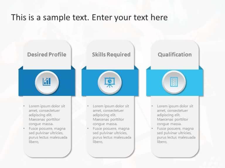 Job Description PowerPoint Template 1