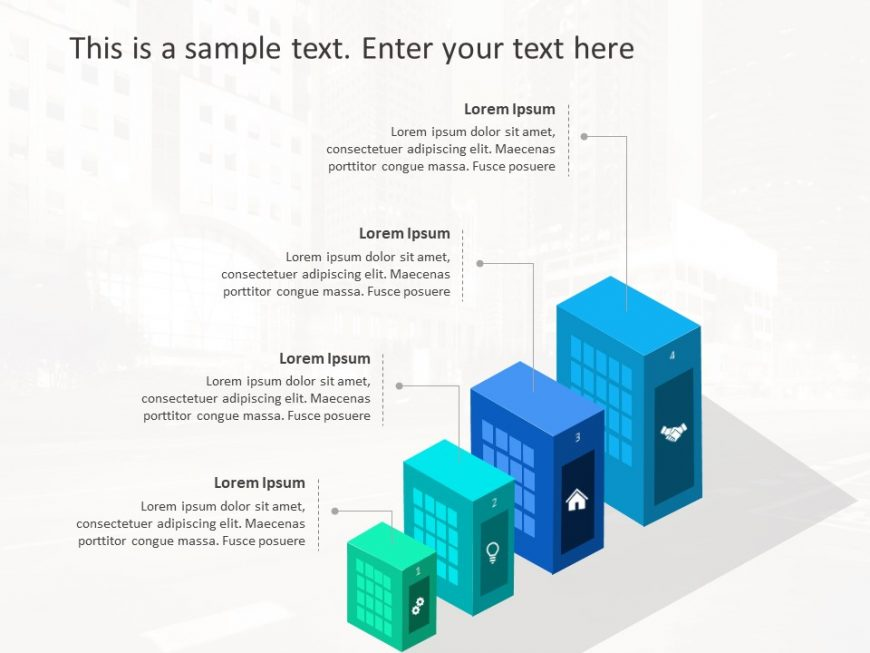 RealEstate Growth PowerPoint Template