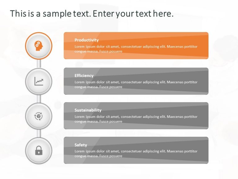 Product Benefits PowerPoint Template 2