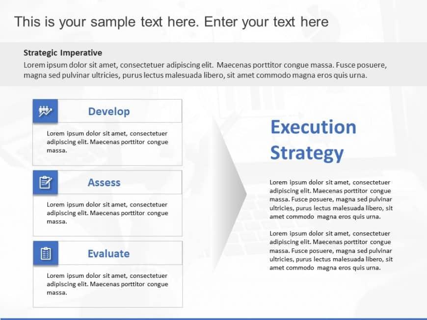 Key Strategic Initiatives PowerPoint