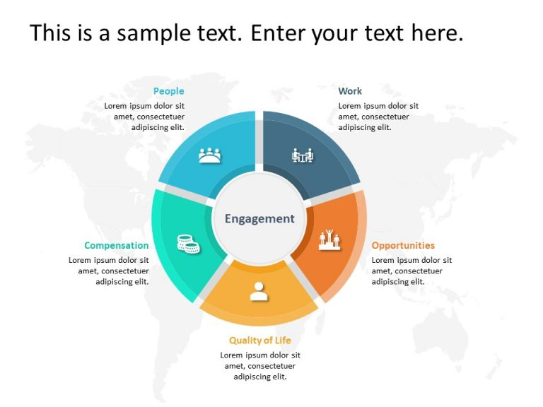 engagement model powerpoint template