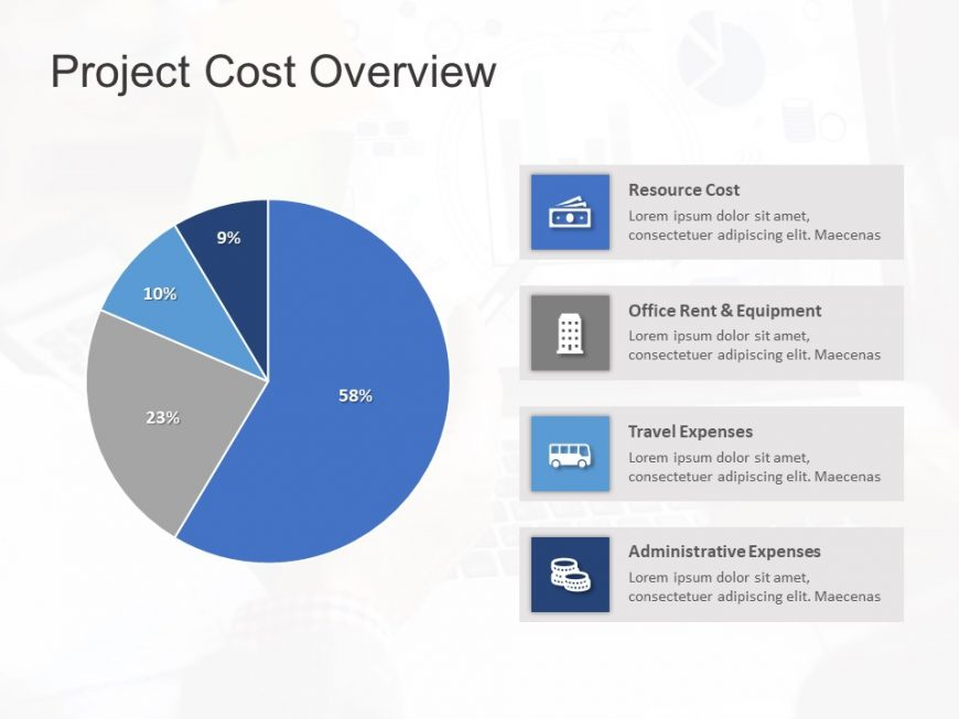 Financial Summary Powerpoint Template 1