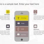 Mobile App Features PowerPoint Template