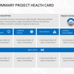 Project Status Review Deck