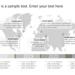 Timeline PowerPoint Template 78