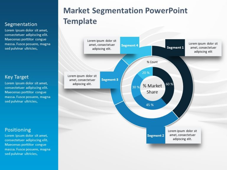 Marketing Strategy PowerPoint Template 1