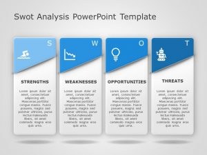 SWOT Analysis PowerPoint Template 27