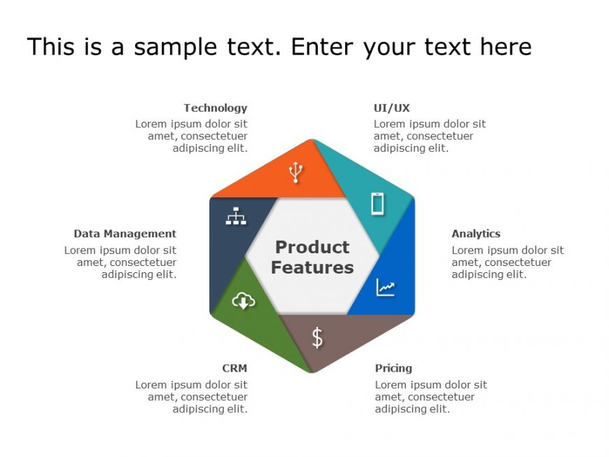 Hexagon PowerPoint Template 11